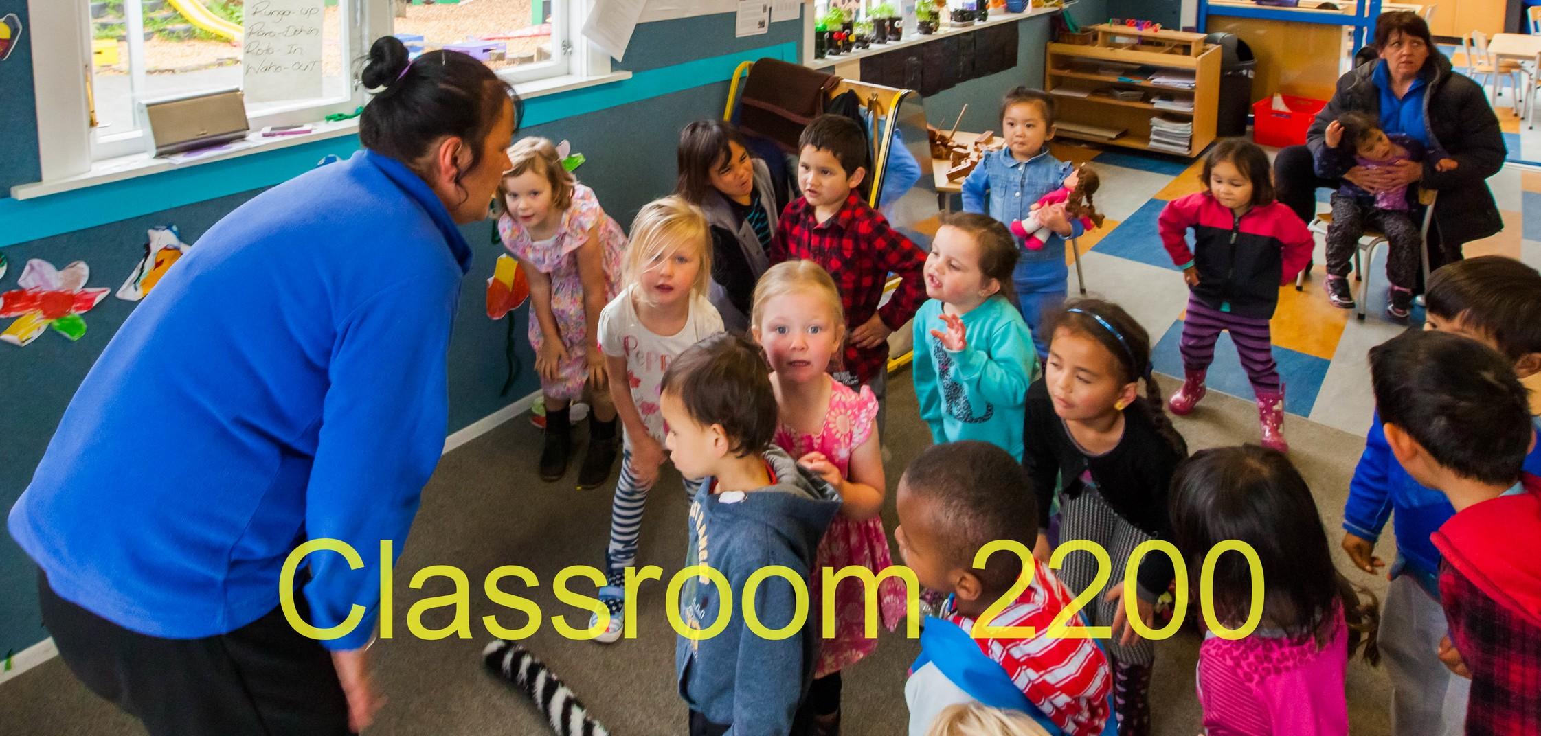 Classroom 2200