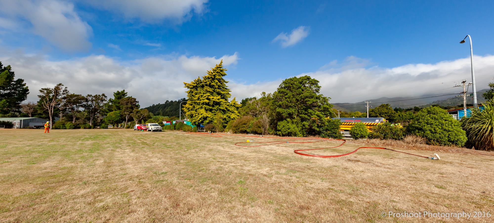 Te Marua Rural Fire 3250