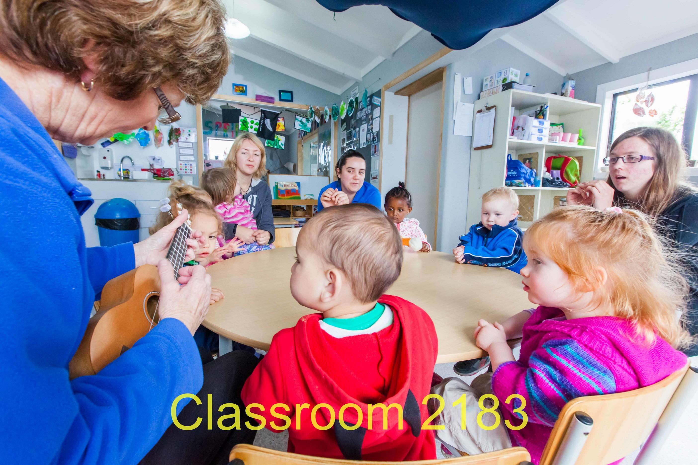 Classroom 2183