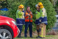 Te Marua Rural Fire 9452