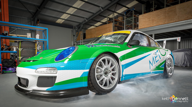 Dzine Porsche Brent Metco 6507