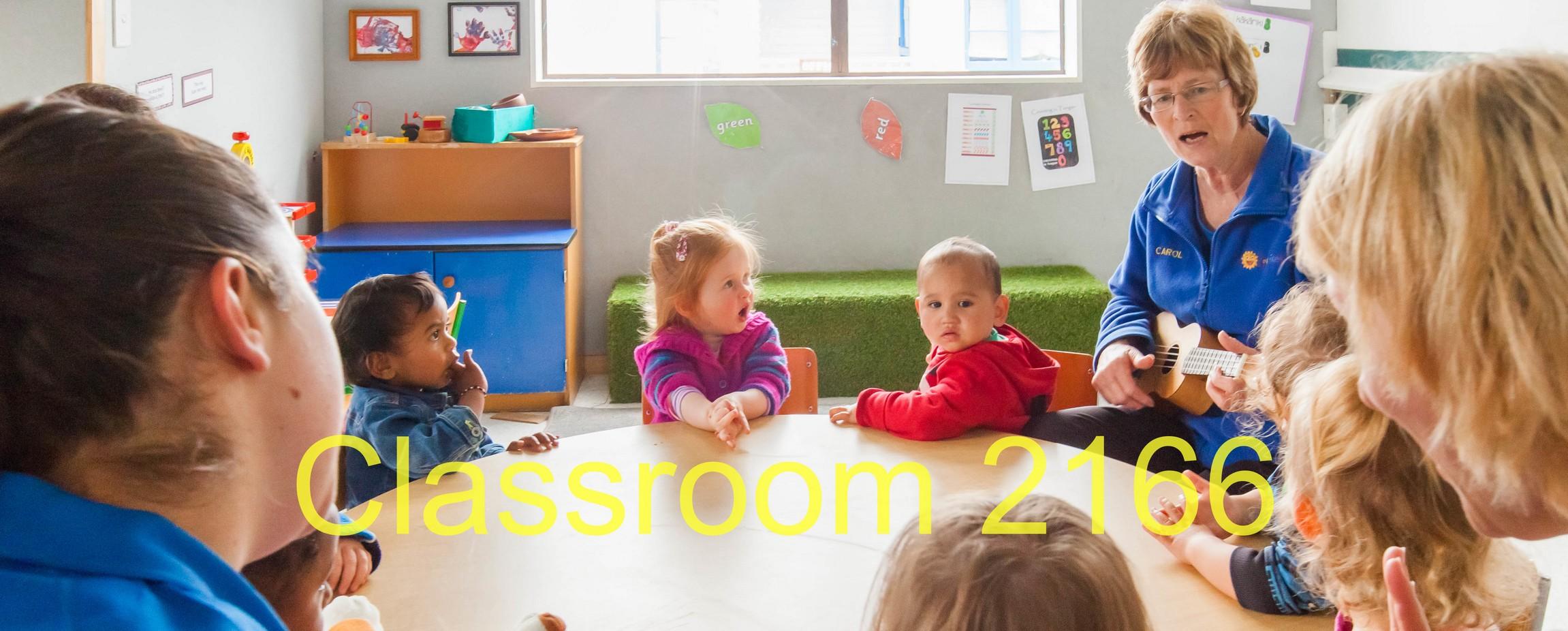 Classroom 2166
