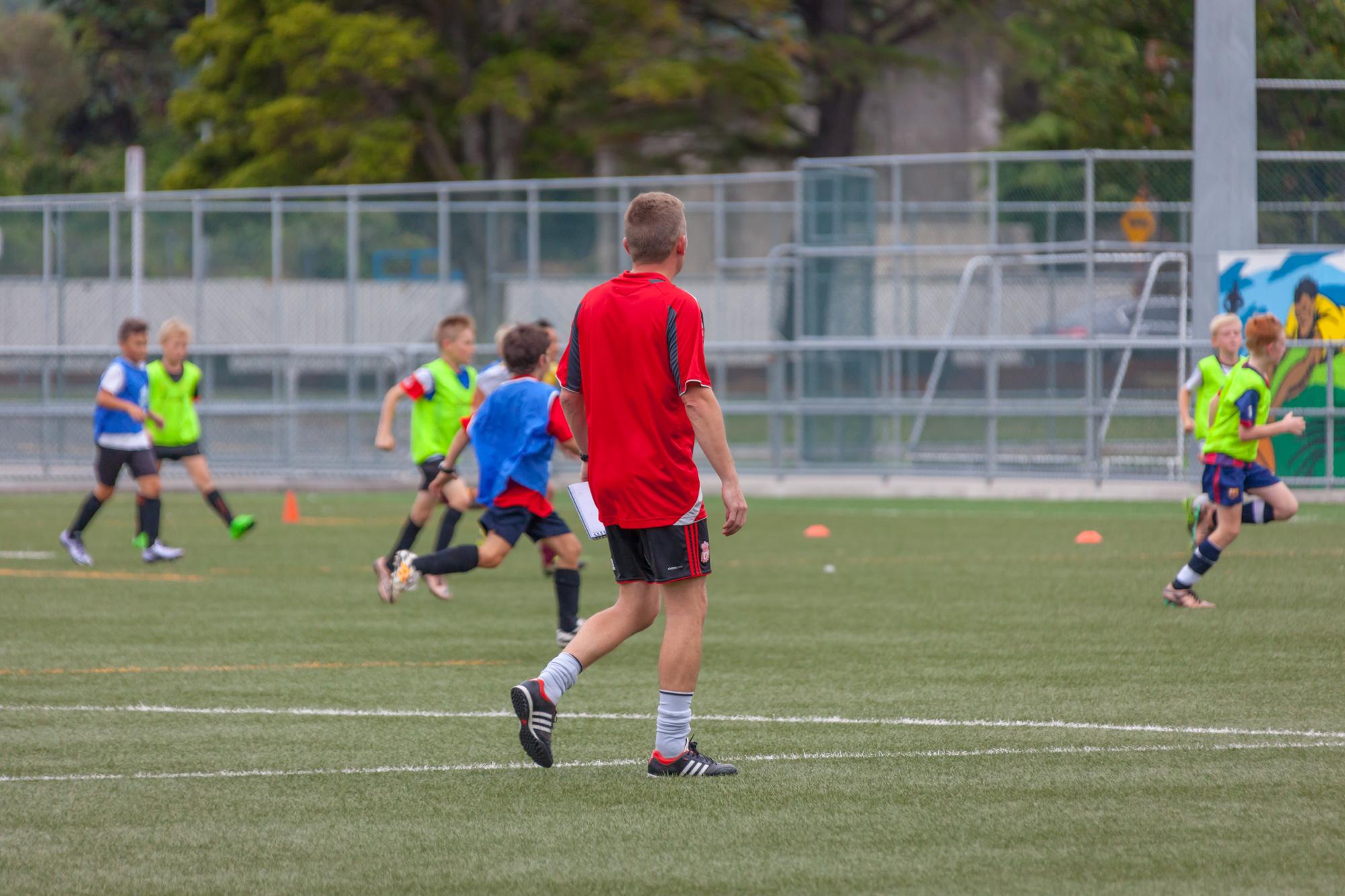 UHCC Soccer Coach 4417