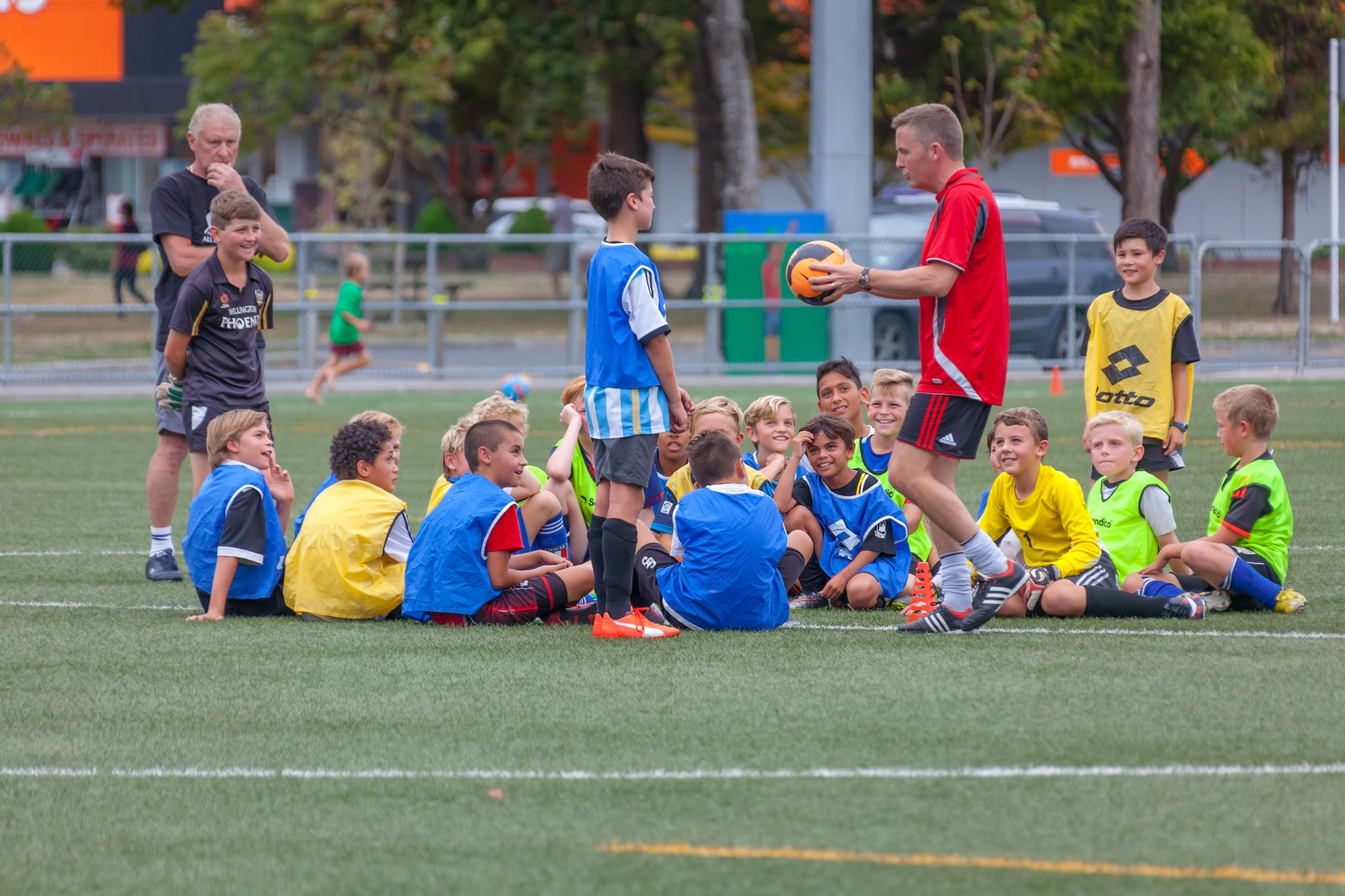 UHCC Soccer Coach 4489