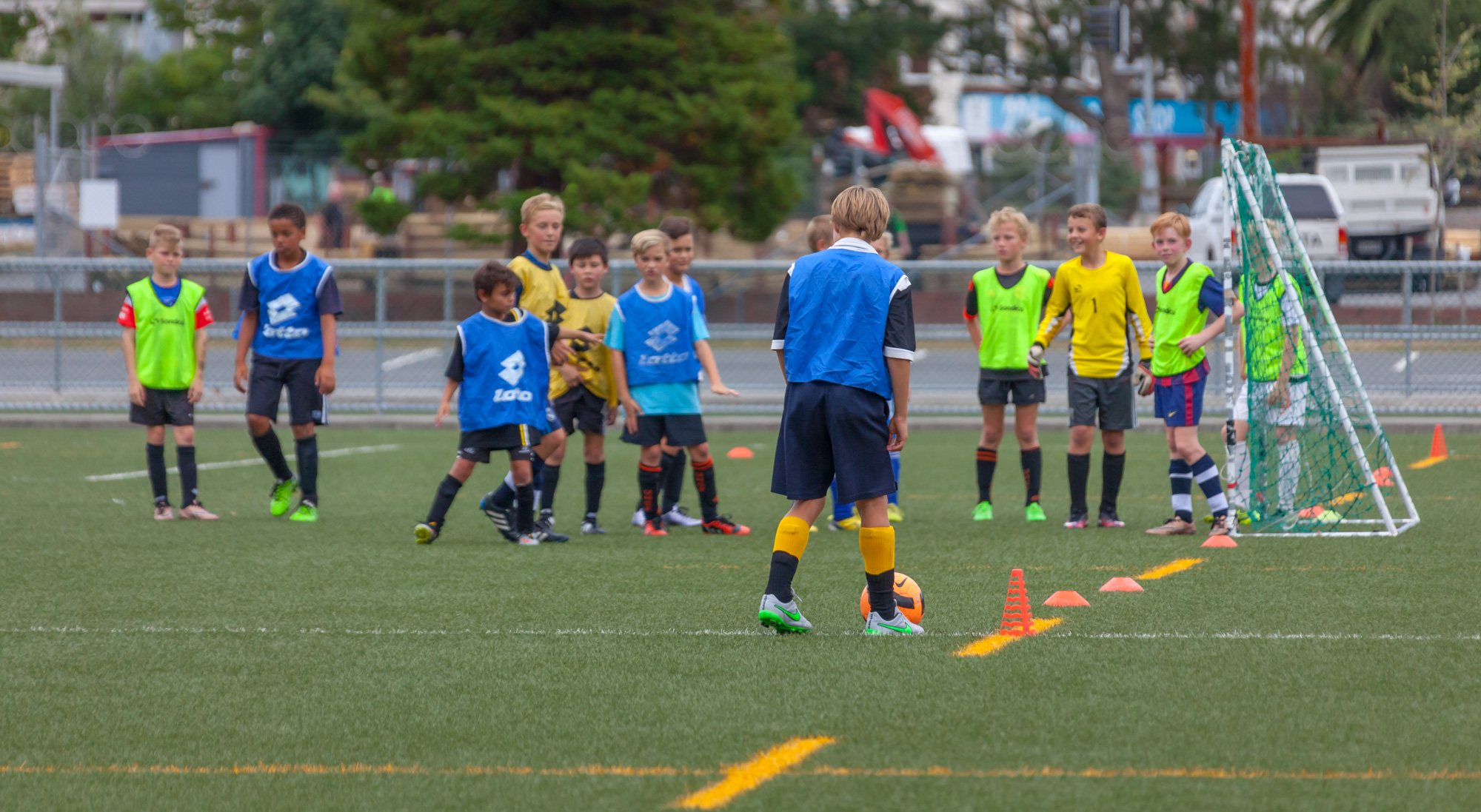 UHCC Soccer Coach 4455