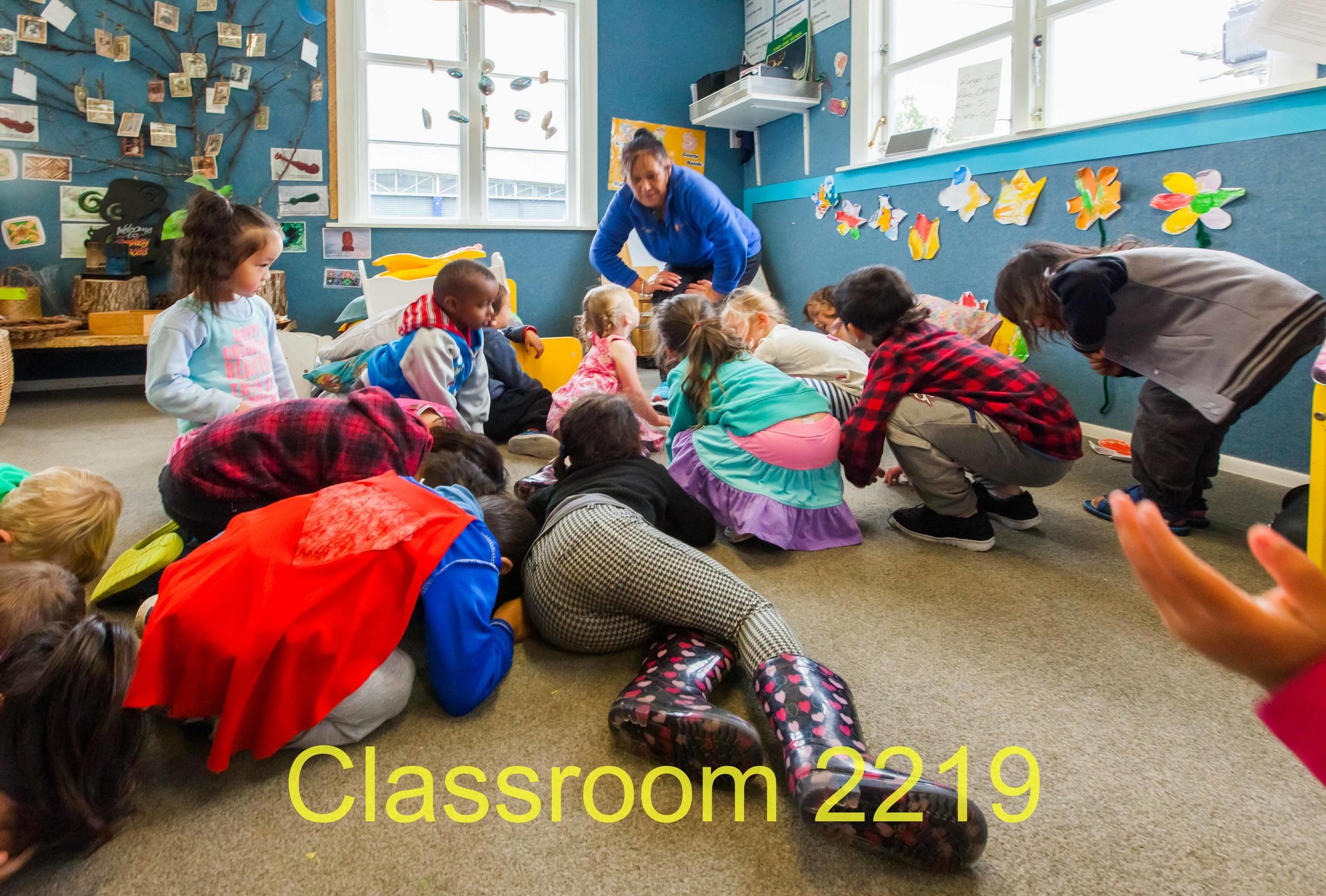 Classroom 2219