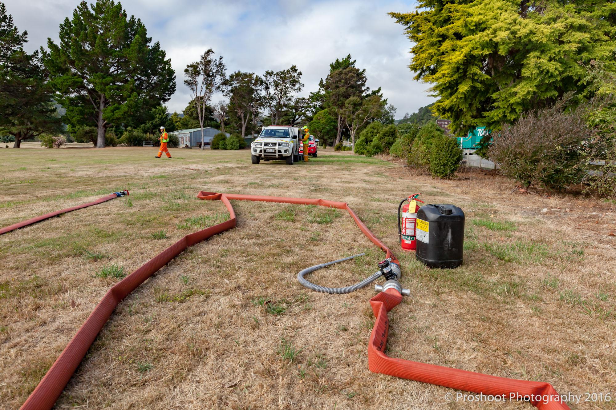 Te Marua Rural Fire 3228
