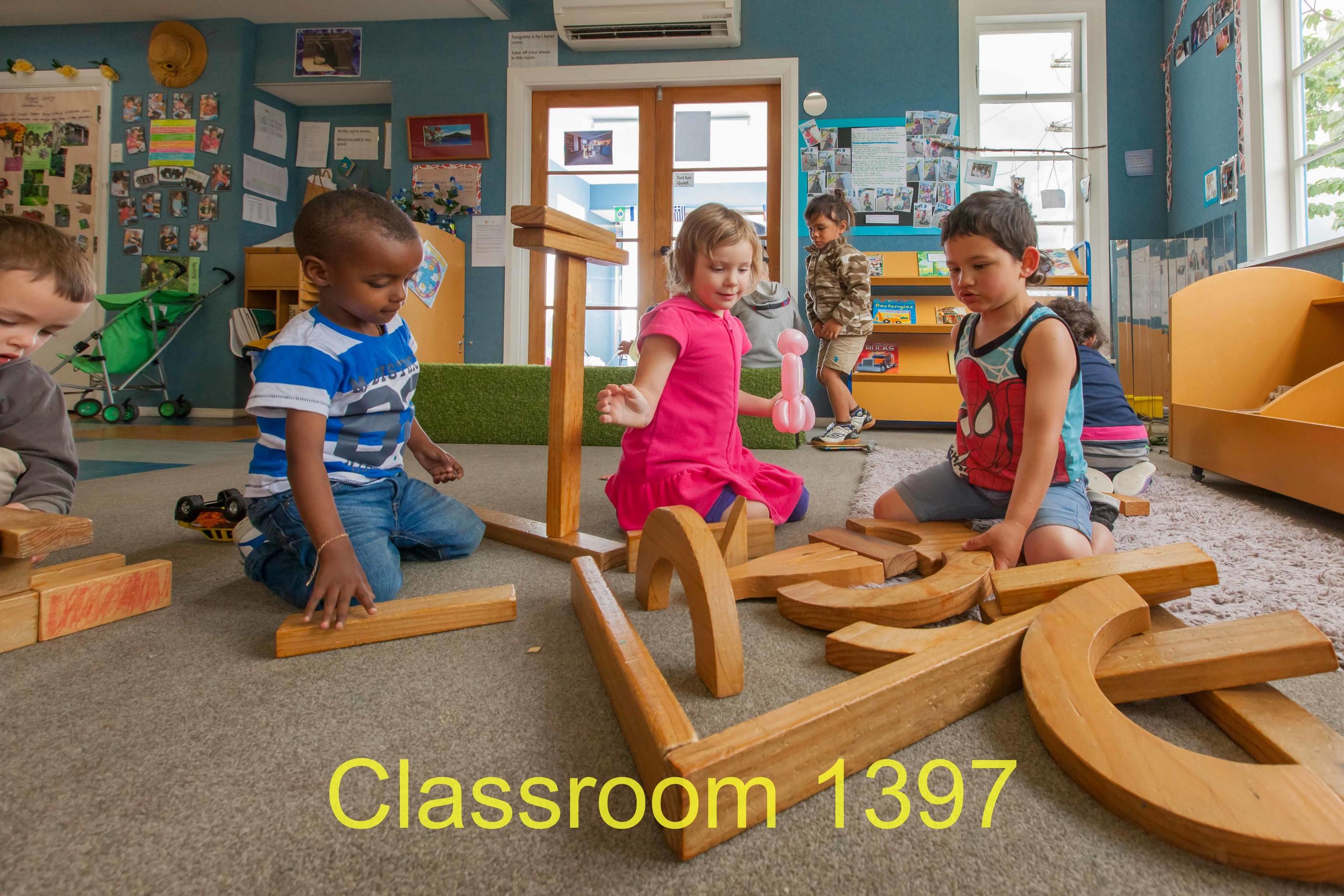 Classroom 1397