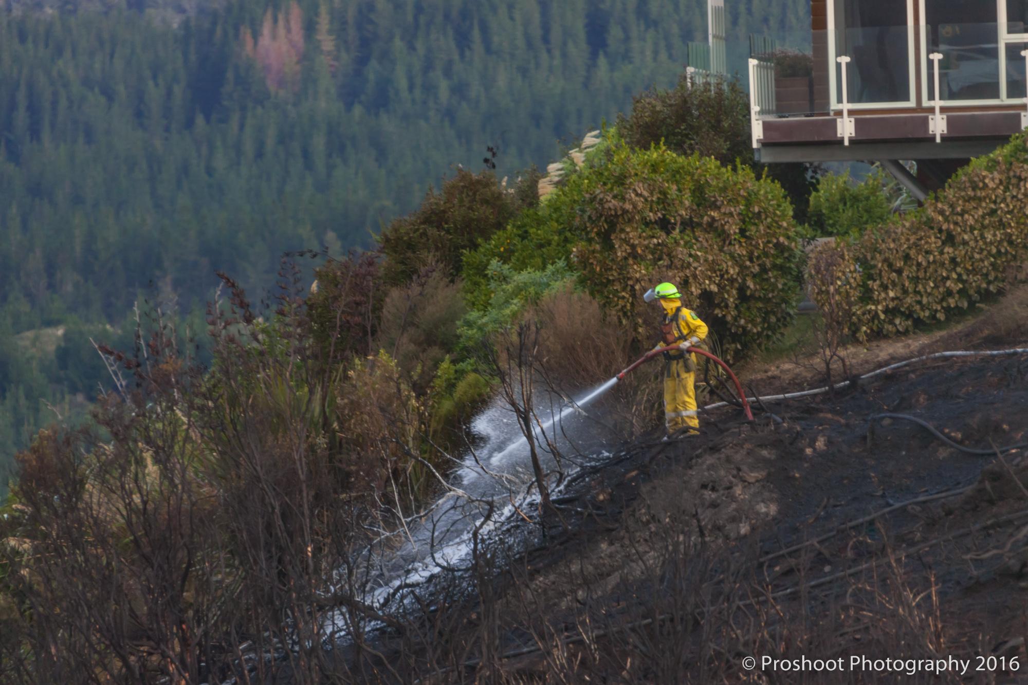 Te Marua Rural Fire 9680
