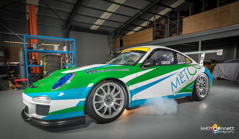Dzine Porsche Brent Metco 6523