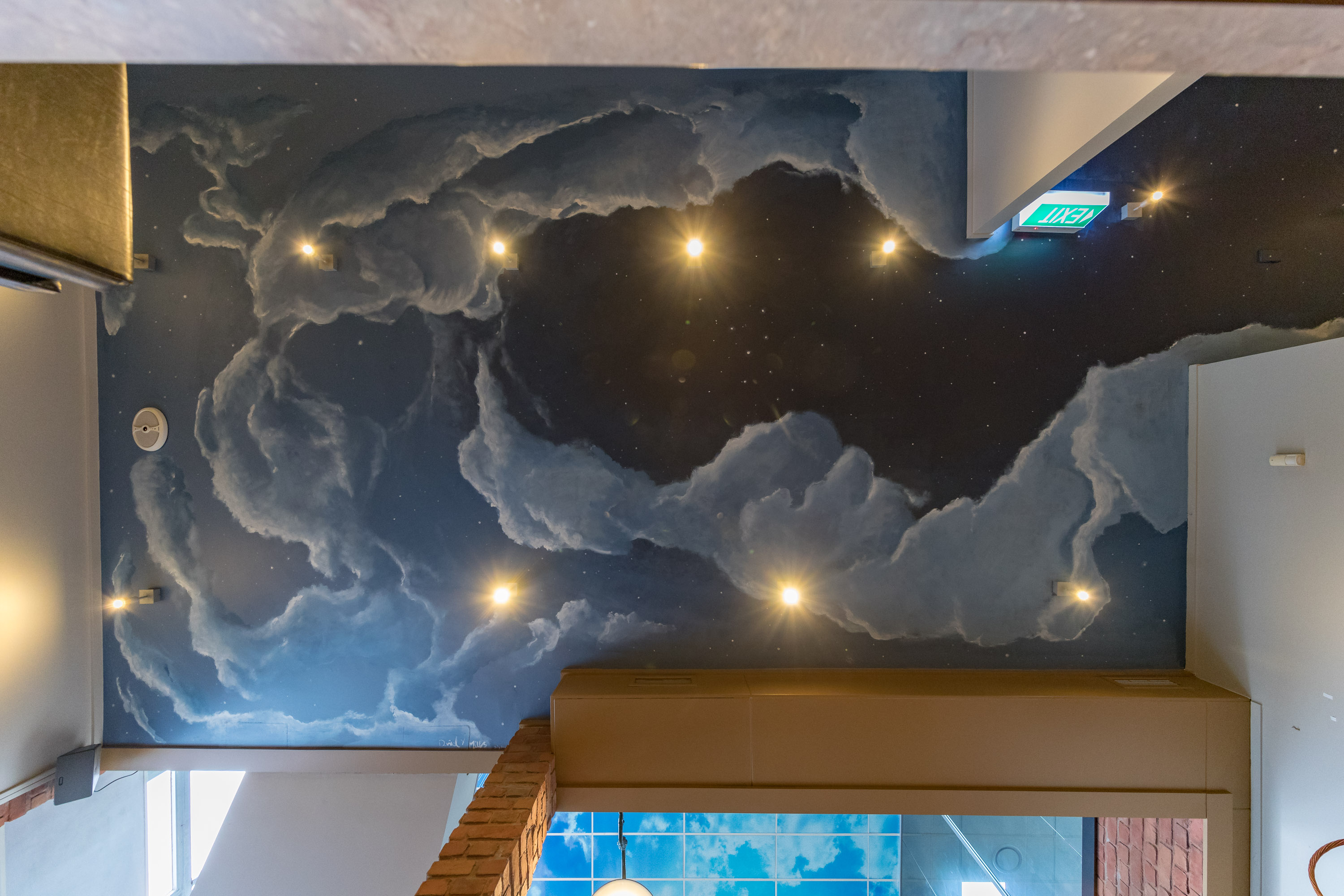 Java Point Cloud Ceiling7528