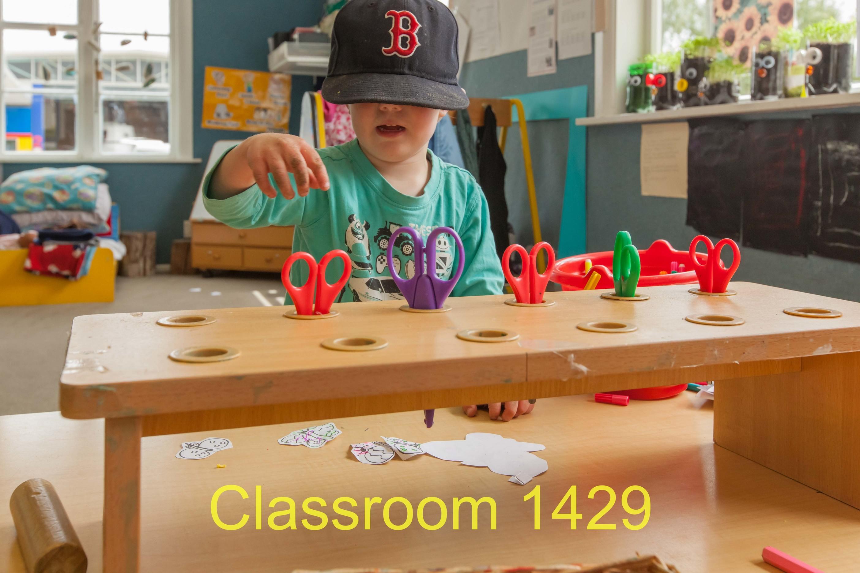 Classroom 1429