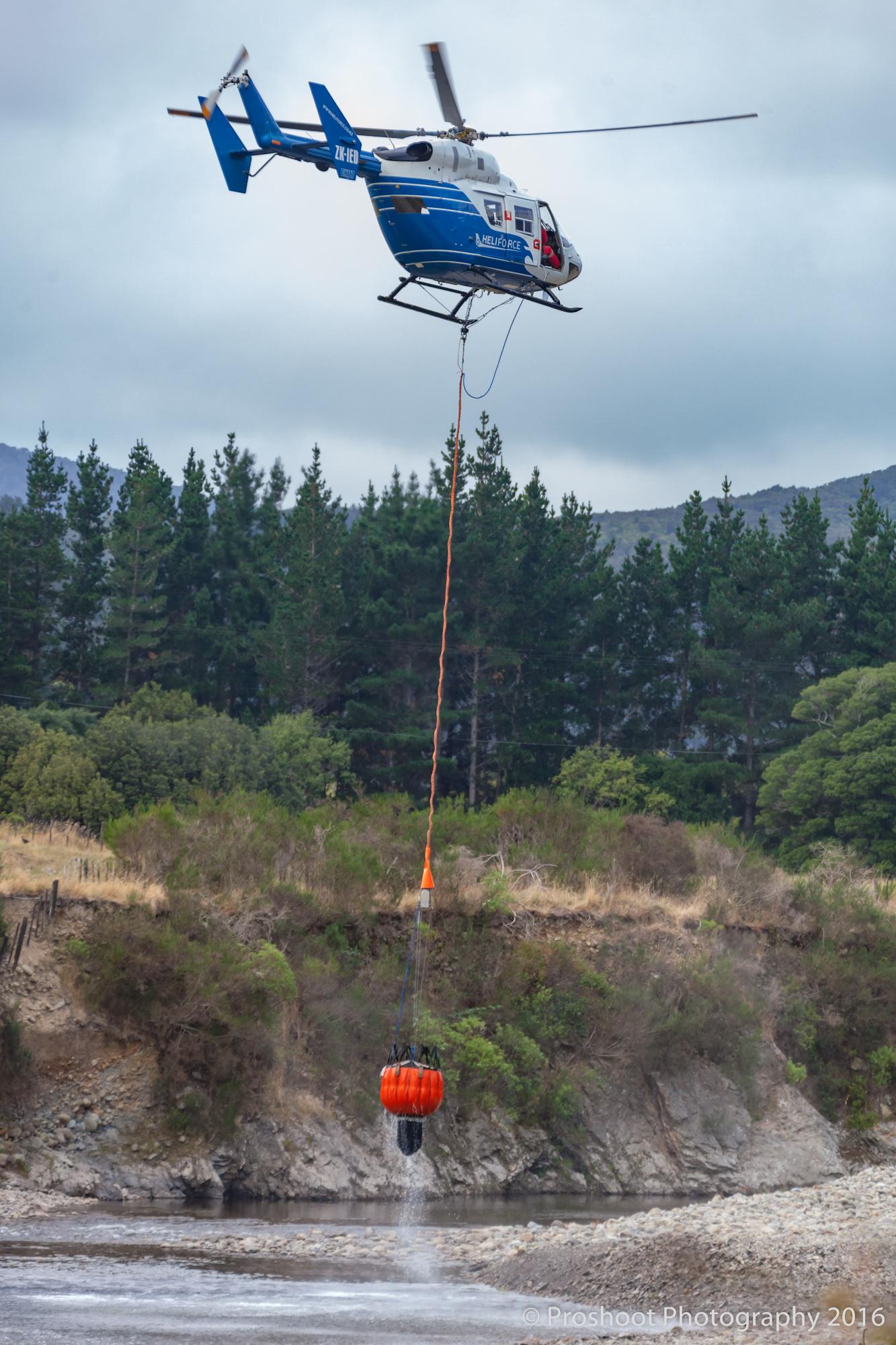 Te Marua Rural Fire 8601