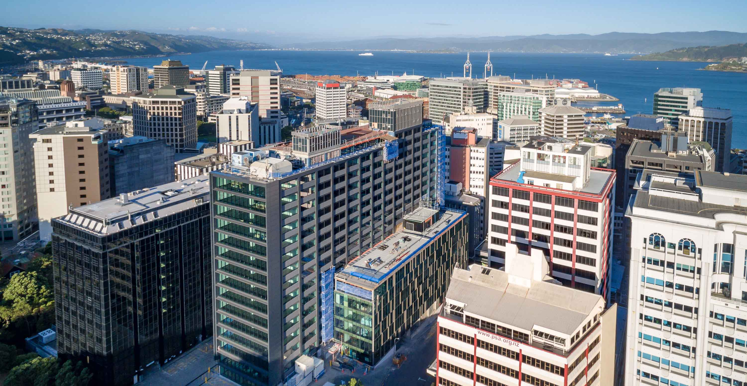 56 The Terrace, Wellington
