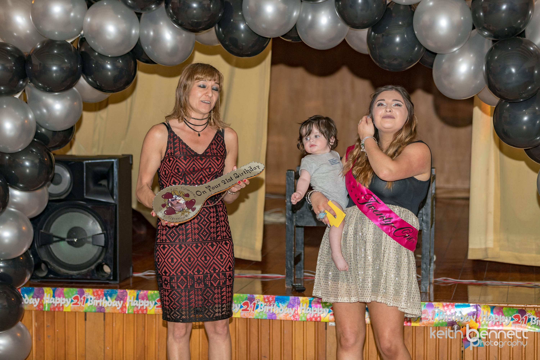 Stephanie Burnnand 21st Party 0801