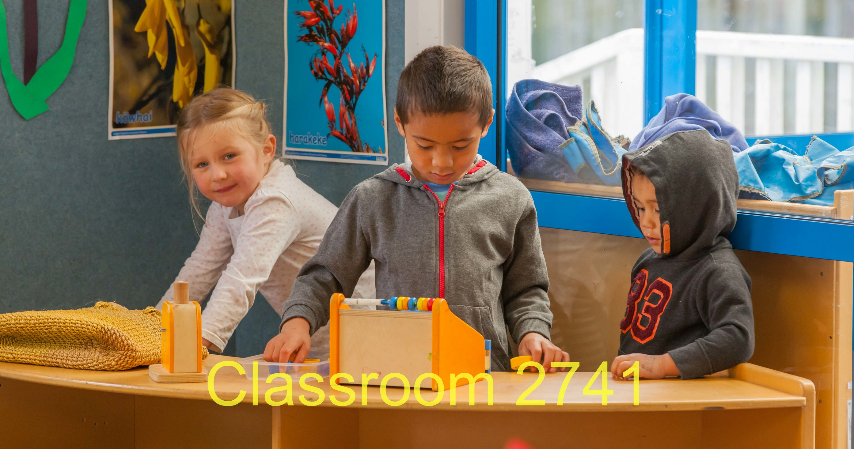 Classroom 2741