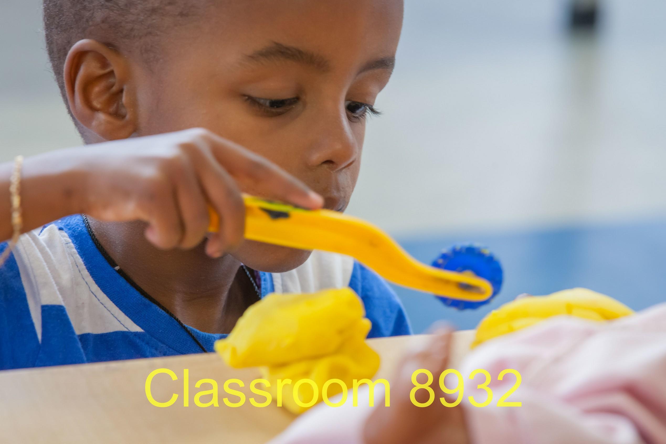 Classroom 8932