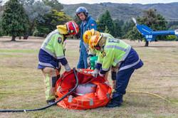 Te Marua Rural Fire 9407