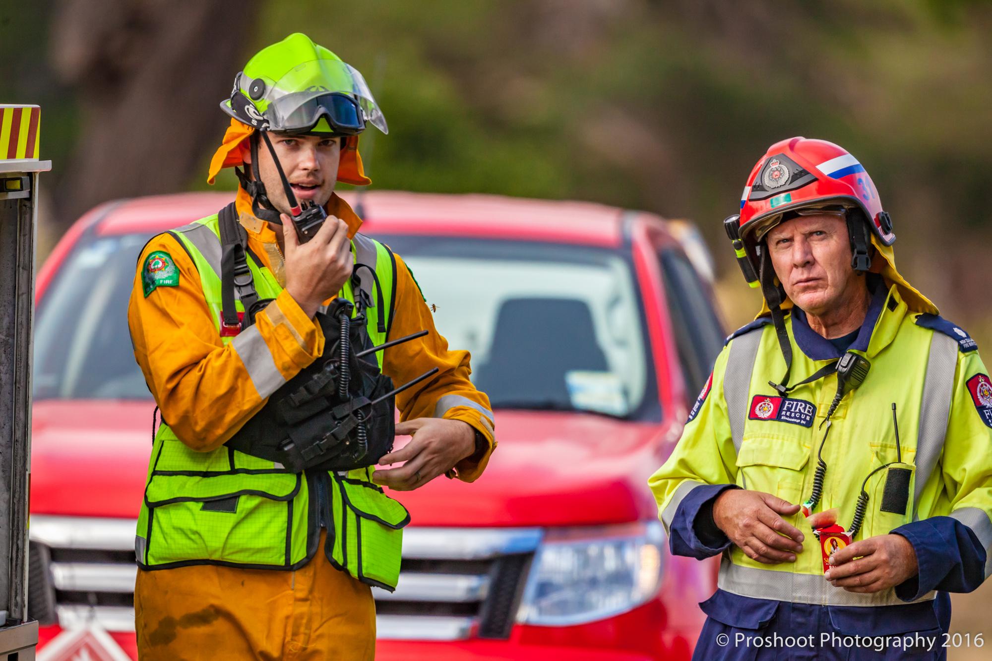 Te Marua Rural Fire 9314