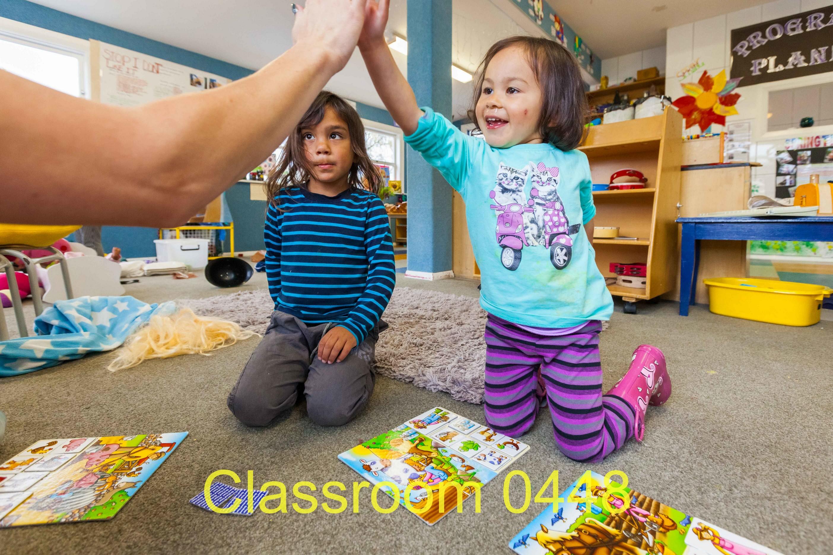 Classroom 0448