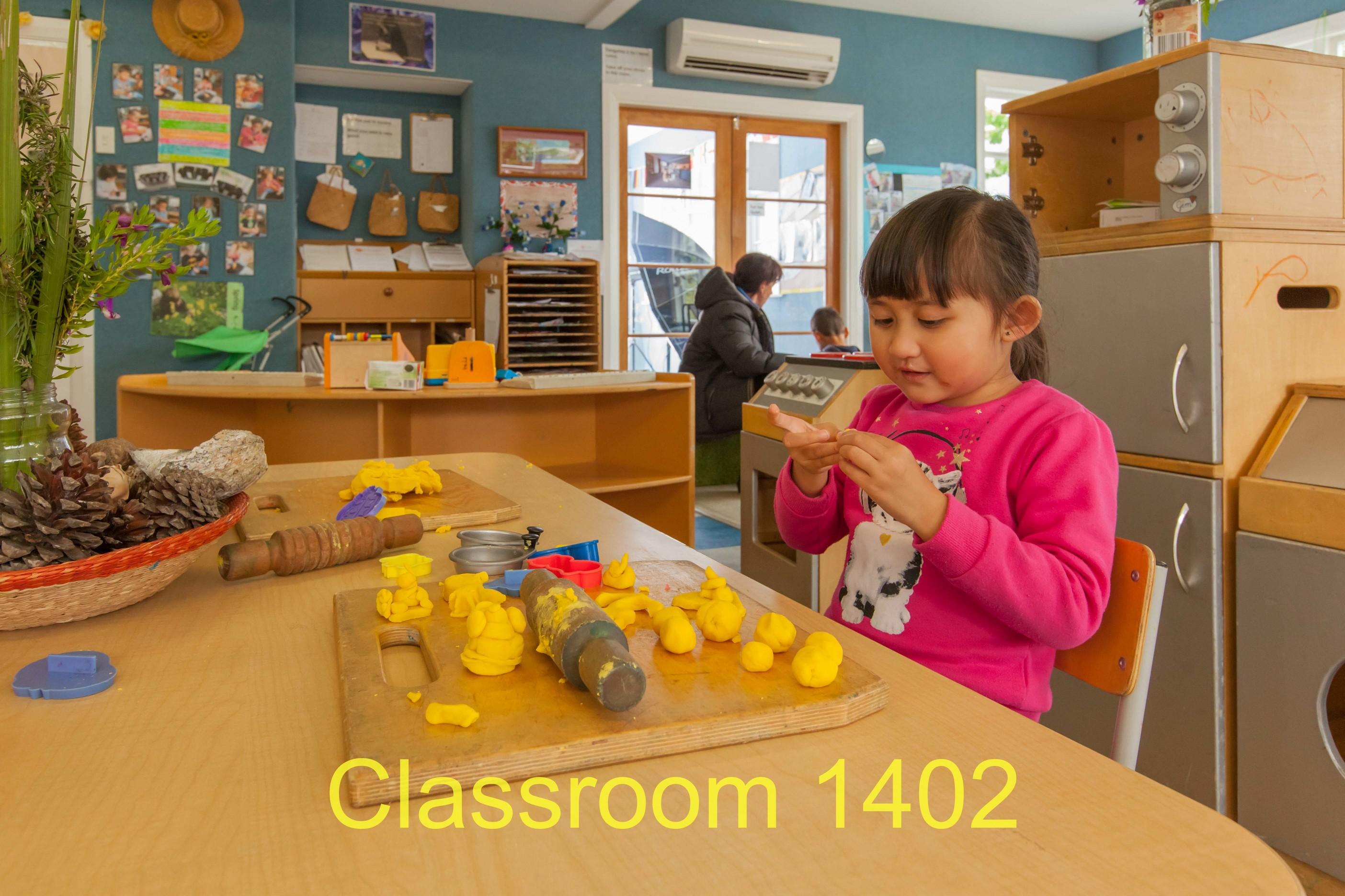 Classroom 1402
