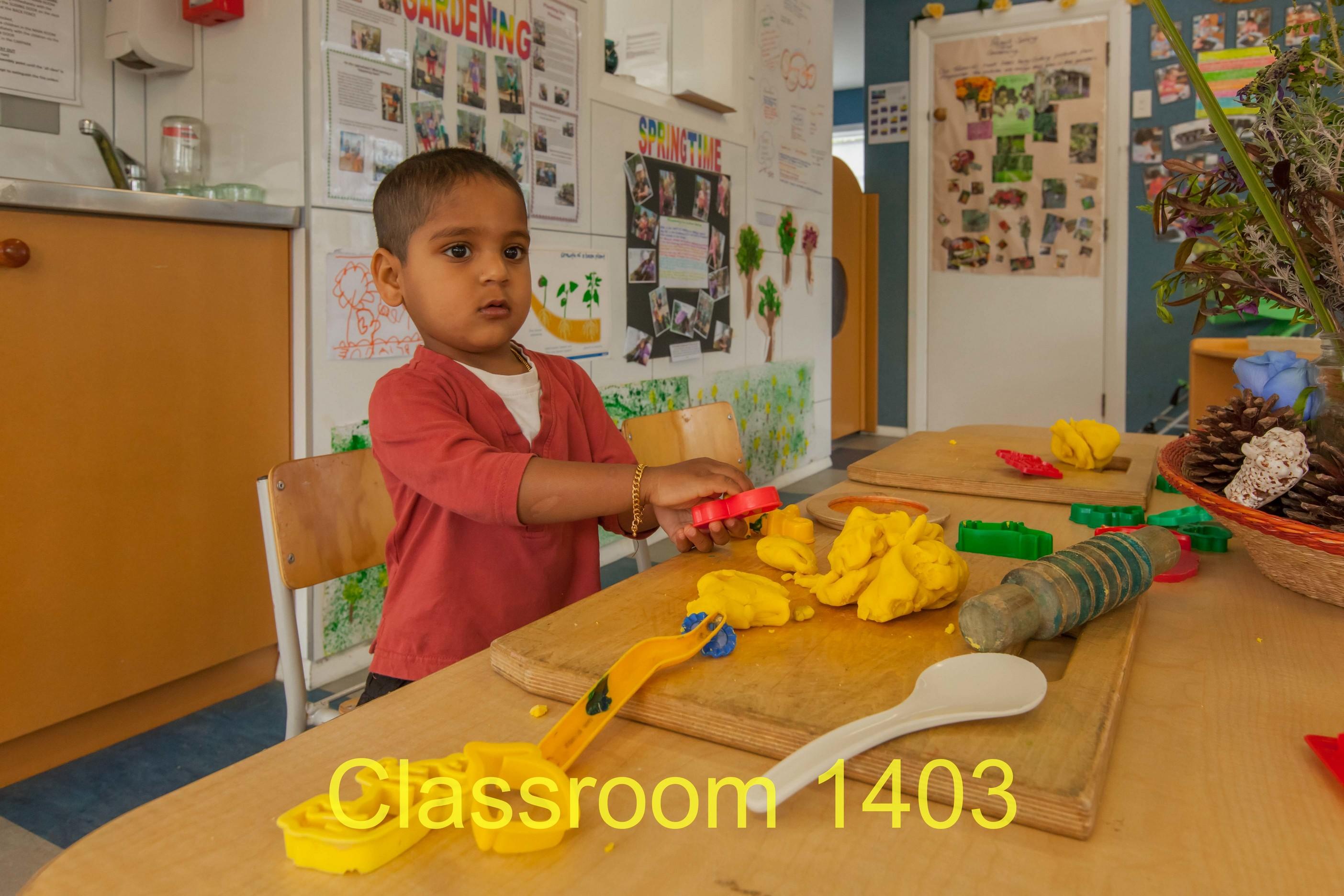 Classroom 1403