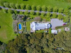 181 Settlement Road, Te Horo Aerial 0623
