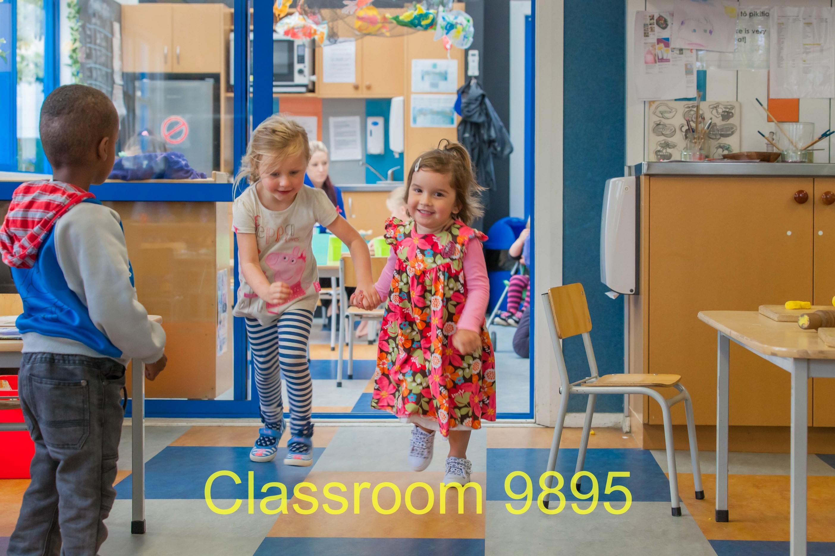 Classroom 9895