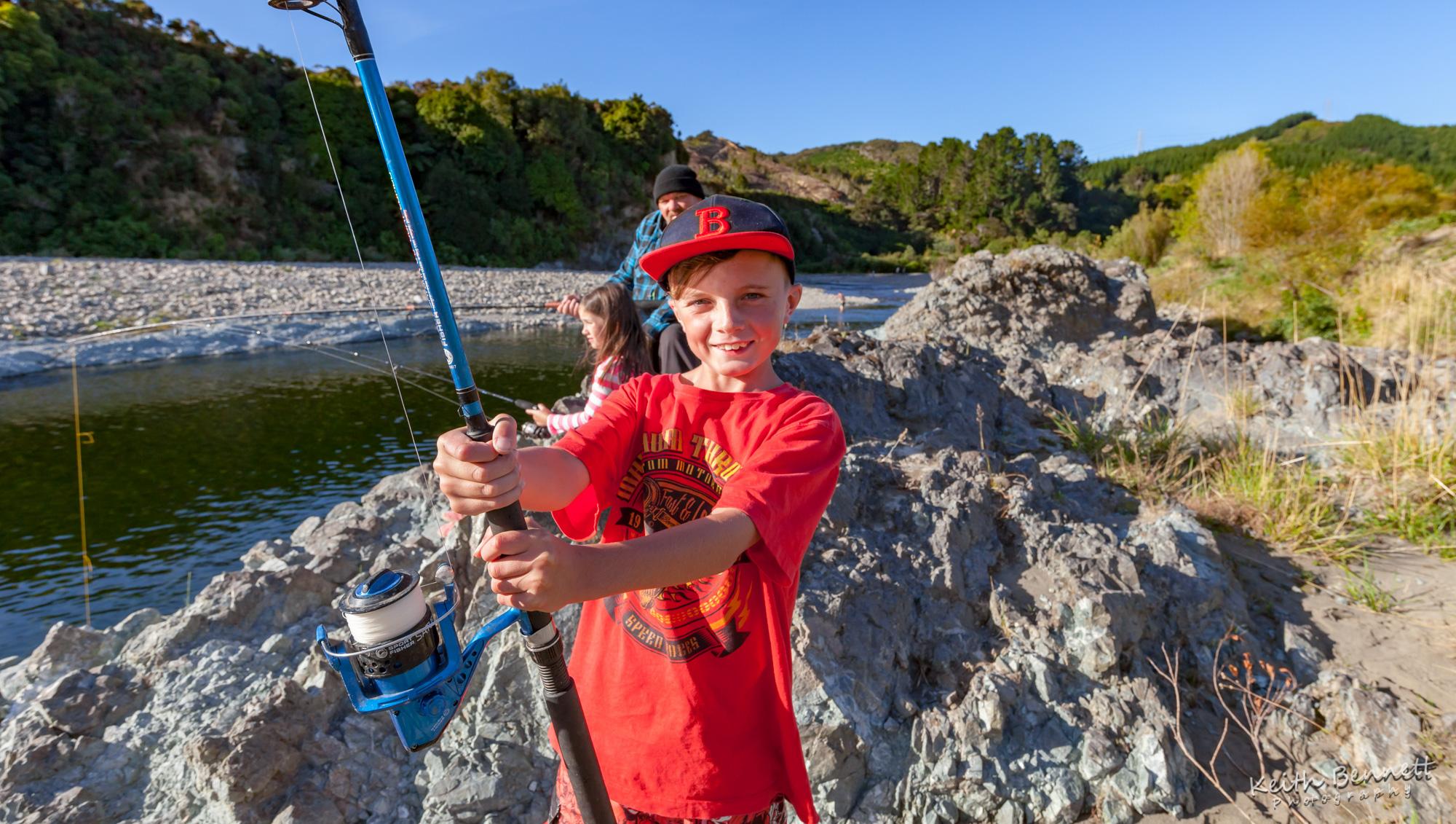 UHCC Whakatiki Fishing 9902
