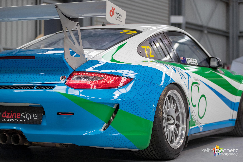 Dzine Porsche Brent Metco 6715