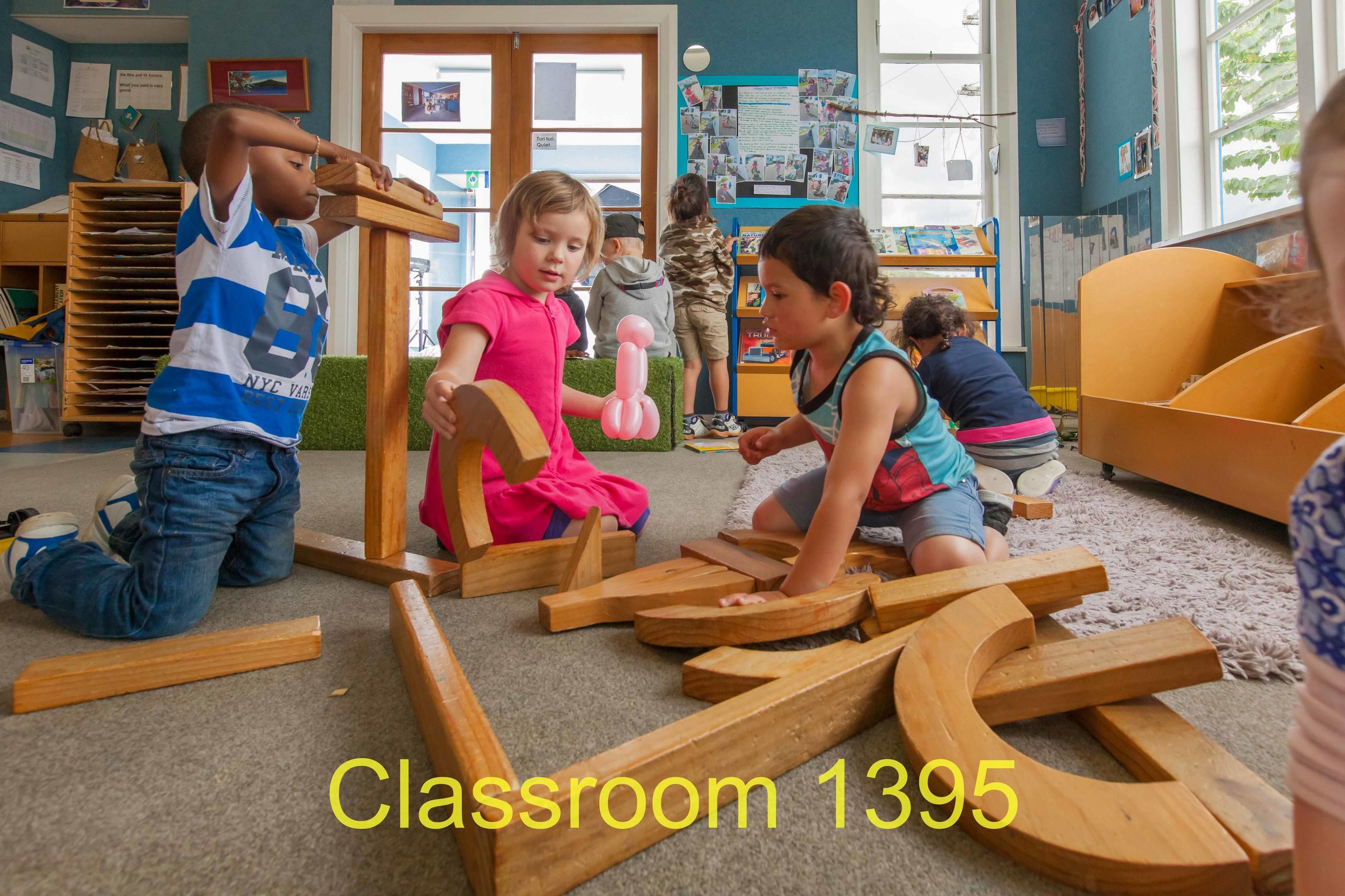 Classroom 1395