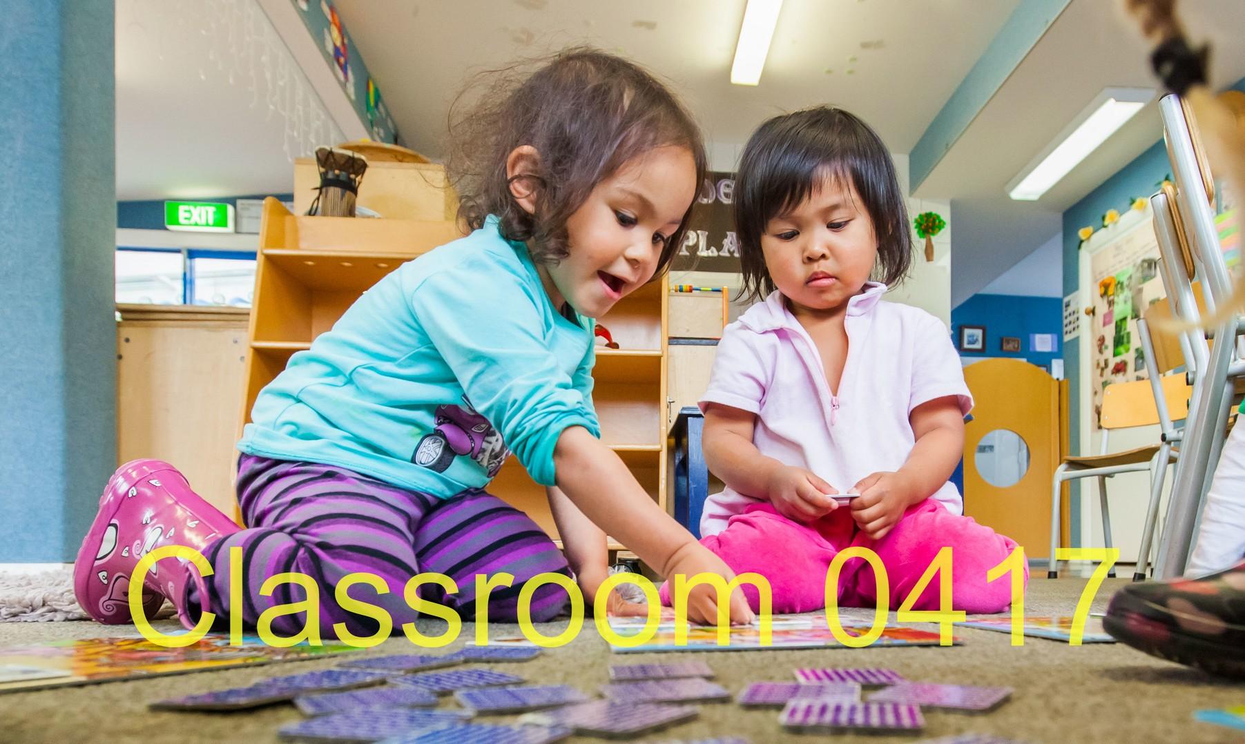 Classroom 0417