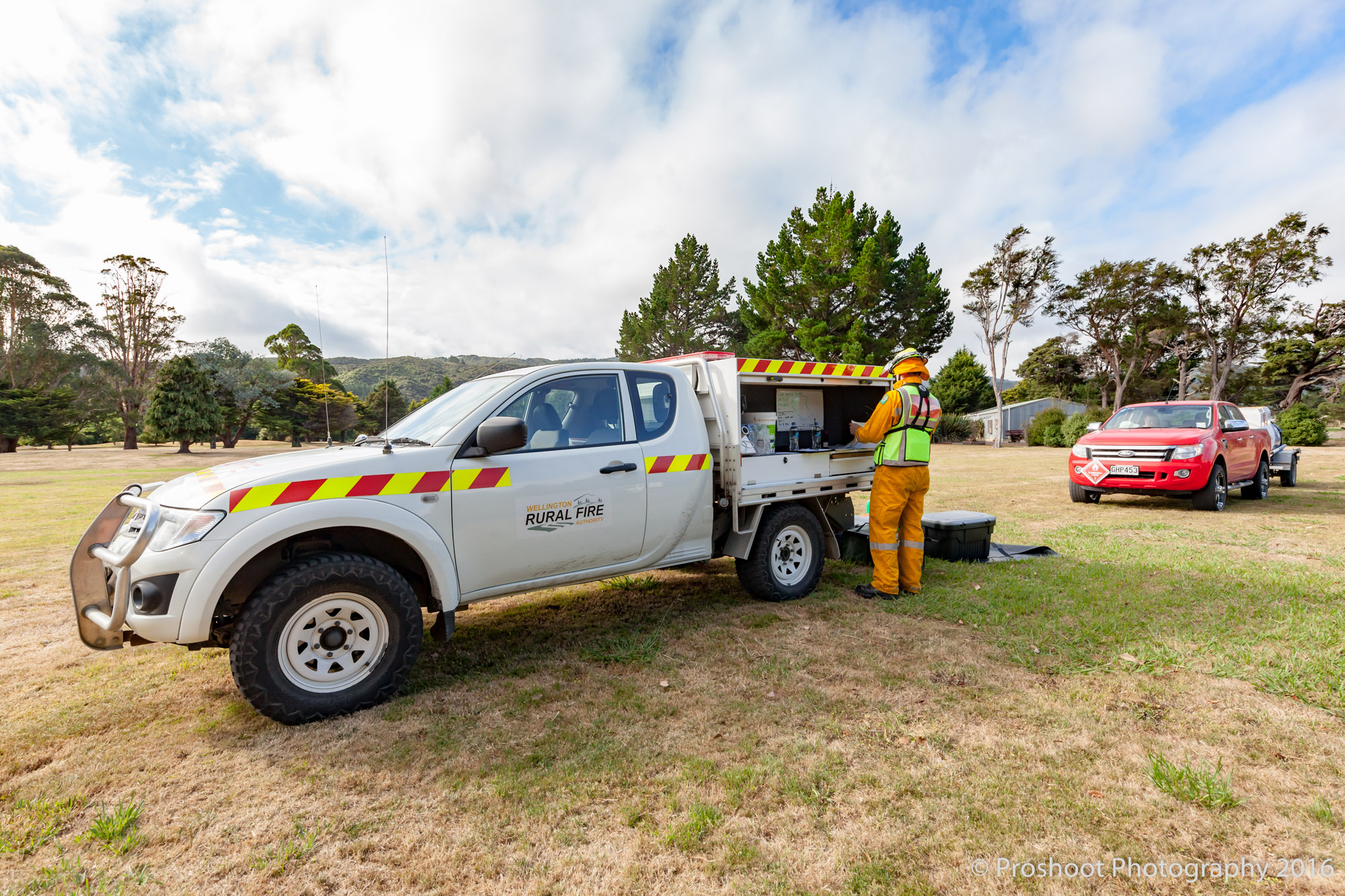 Te Marua Rural Fire 3231