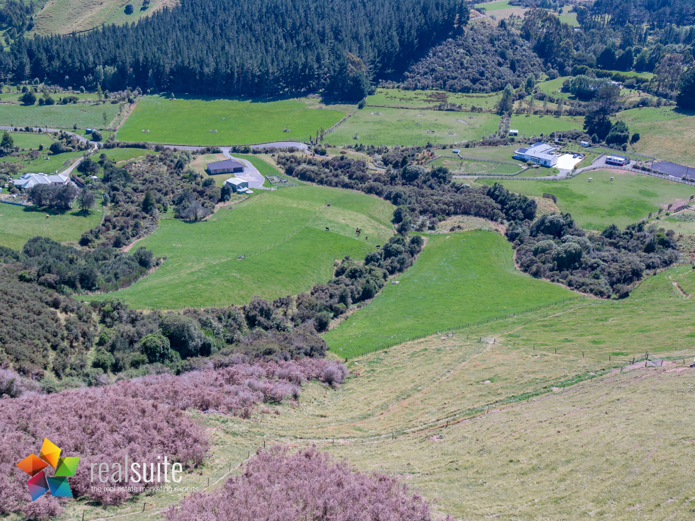 123e Johnsons Road, Whitemans Valley Aerial 0840 Boundary OFFb