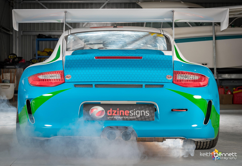 Dzine Porsche Brent Metco 6688