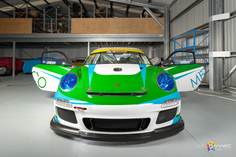 Dzine Porsche Brent Metco 6553