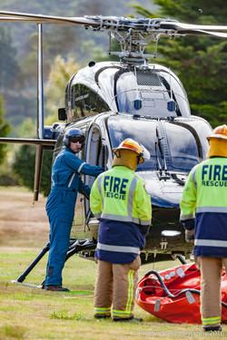 Te Marua Rural Fire 9171