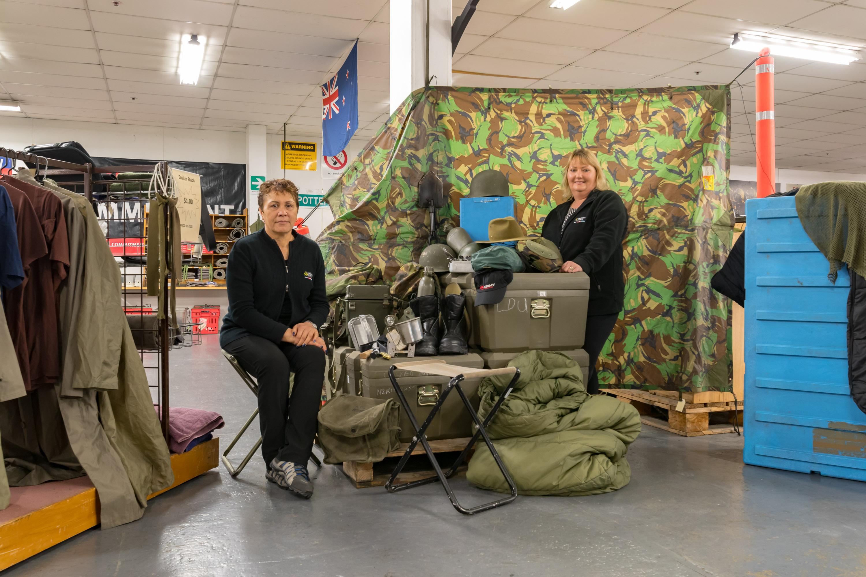 UHCC NZ Army Disposals 5797