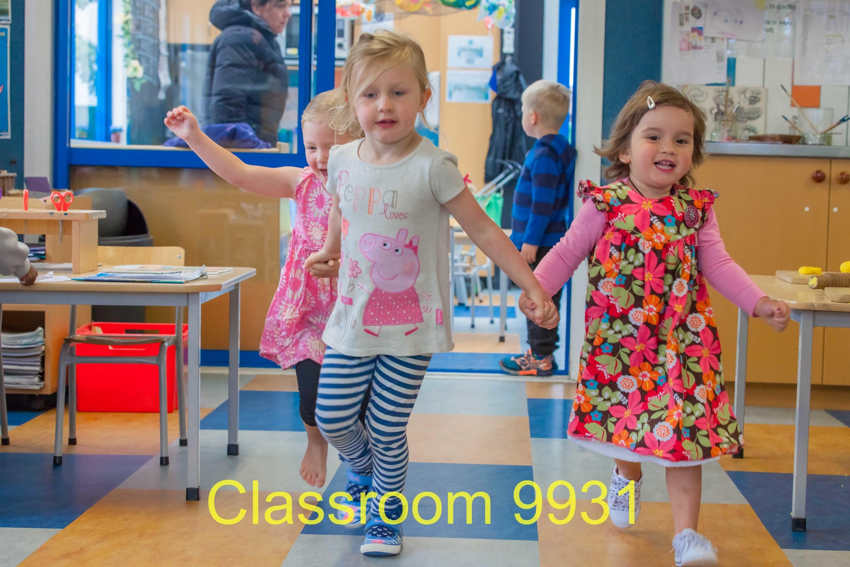 Classroom 9931
