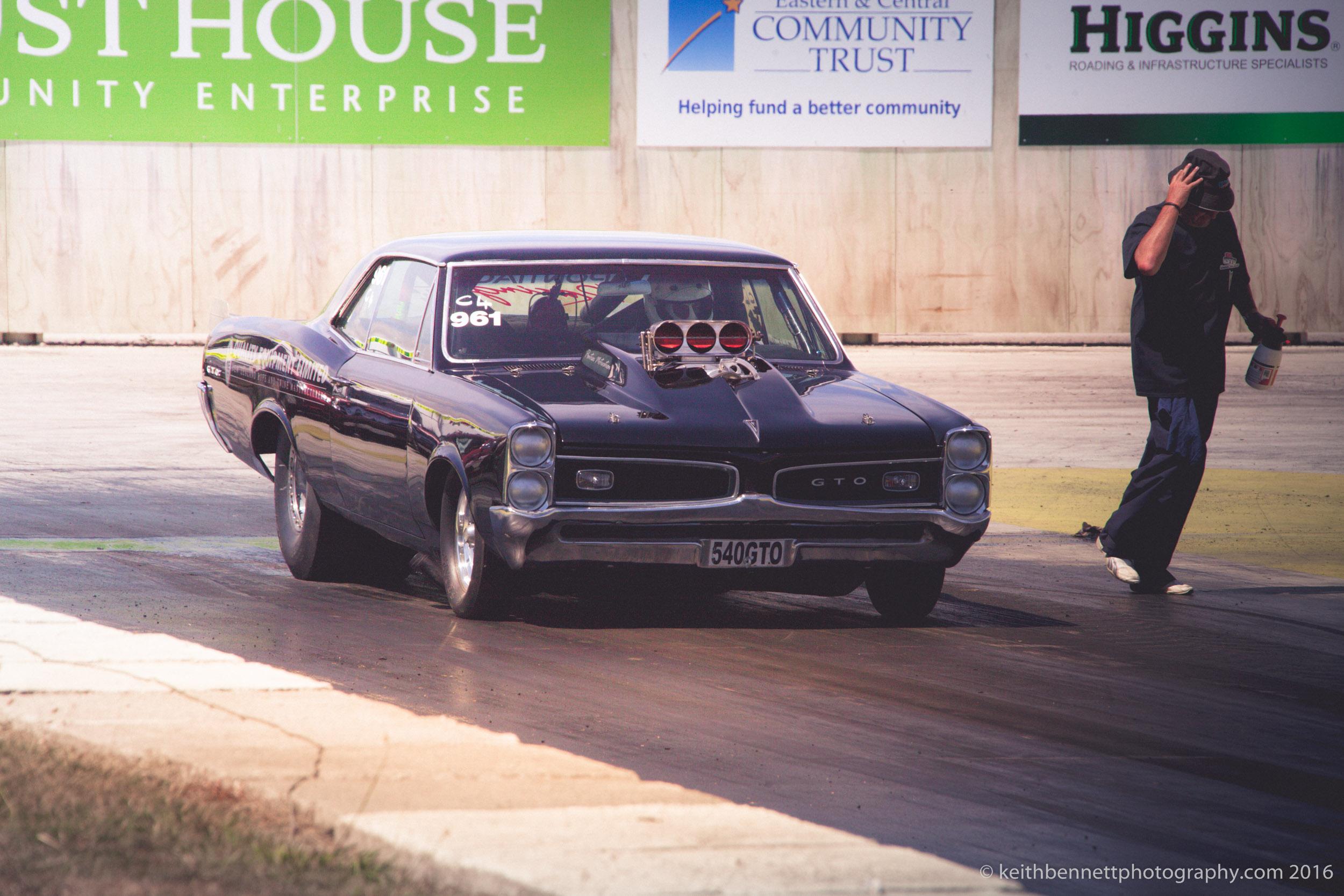 Masterton Motorplex Drags 5129