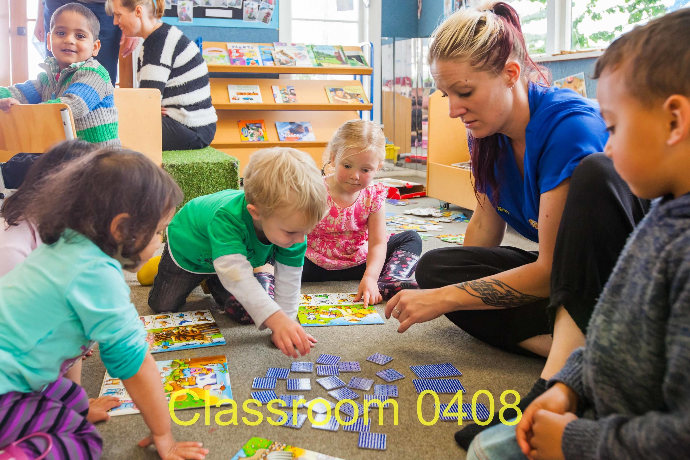 Classroom 0408