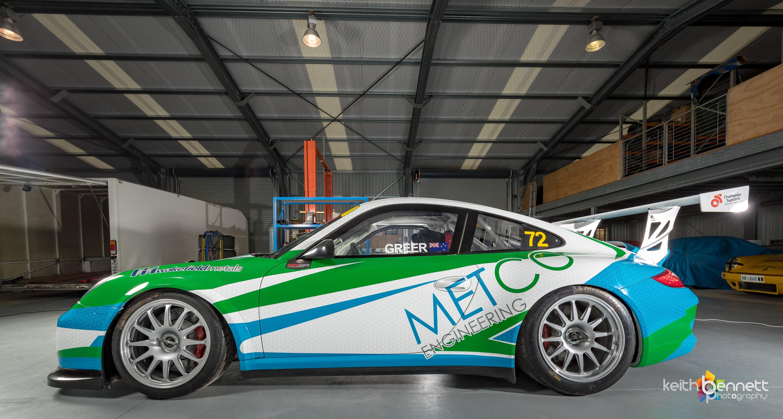 Dzine Porsche Brent Metco 6497