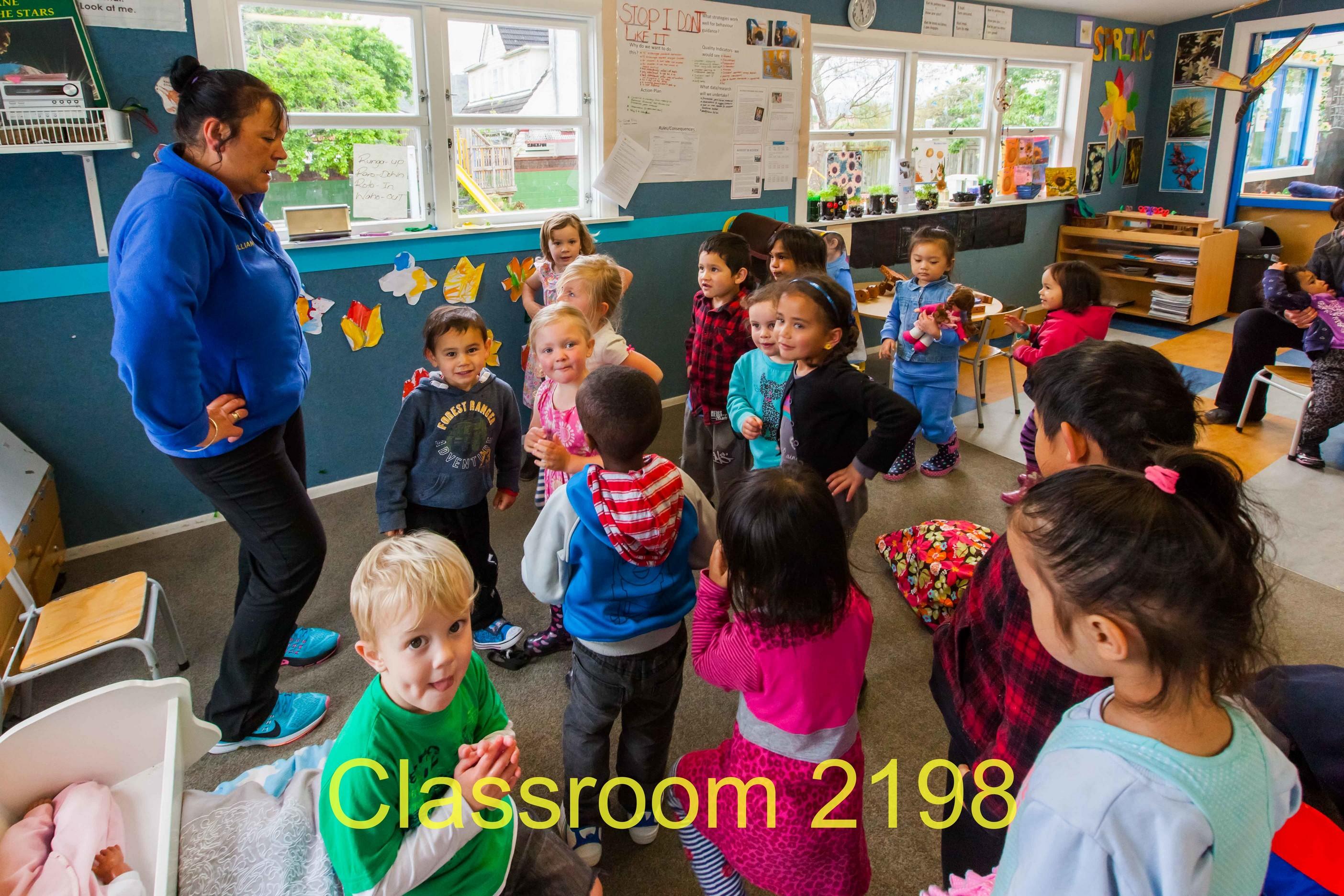 Classroom 2198