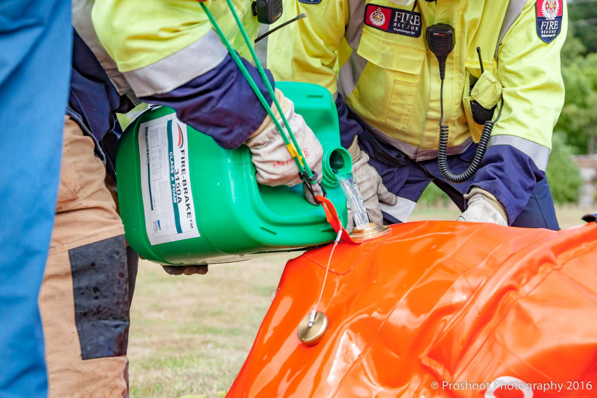 Te Marua Rural Fire 9399