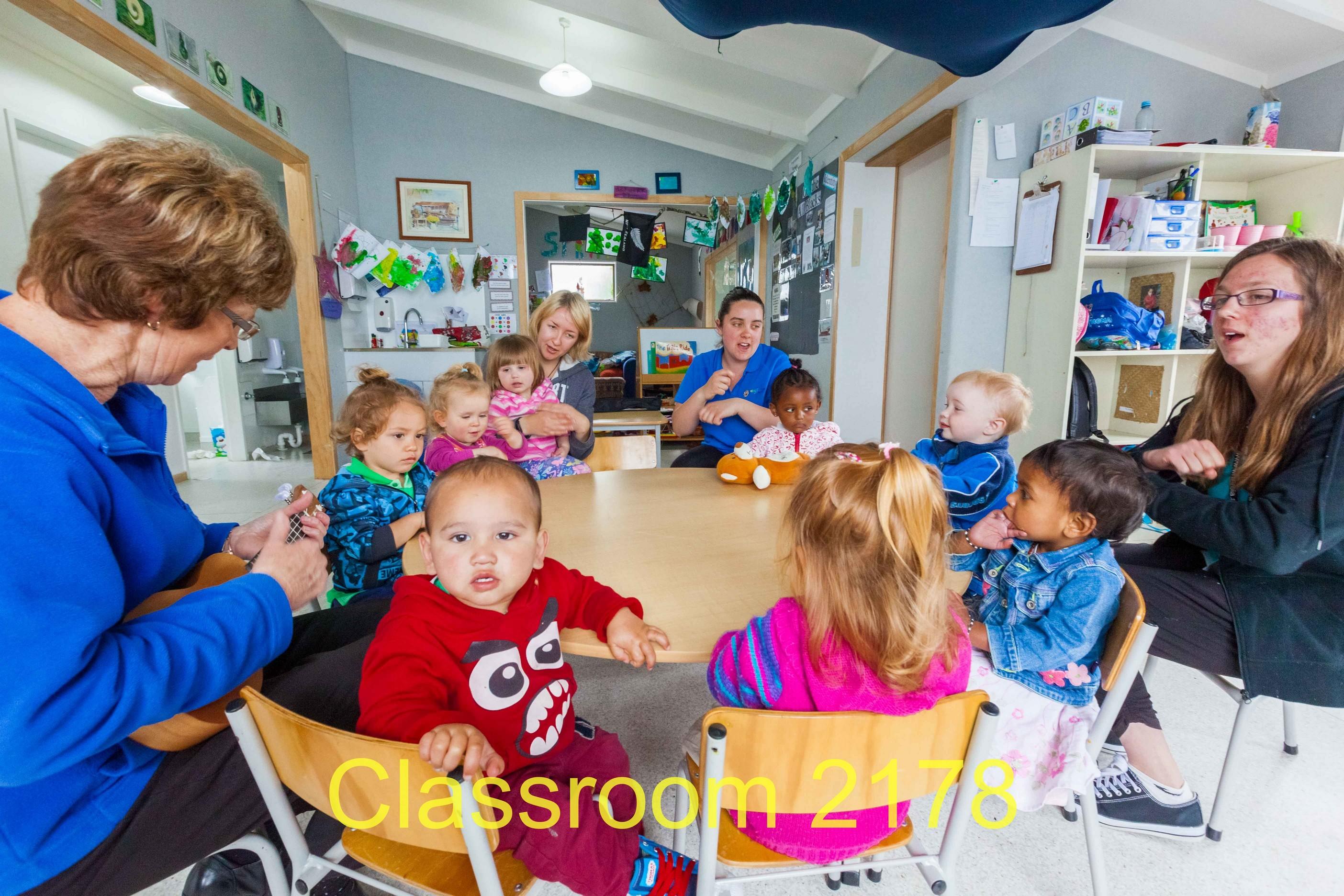 Classroom 2178