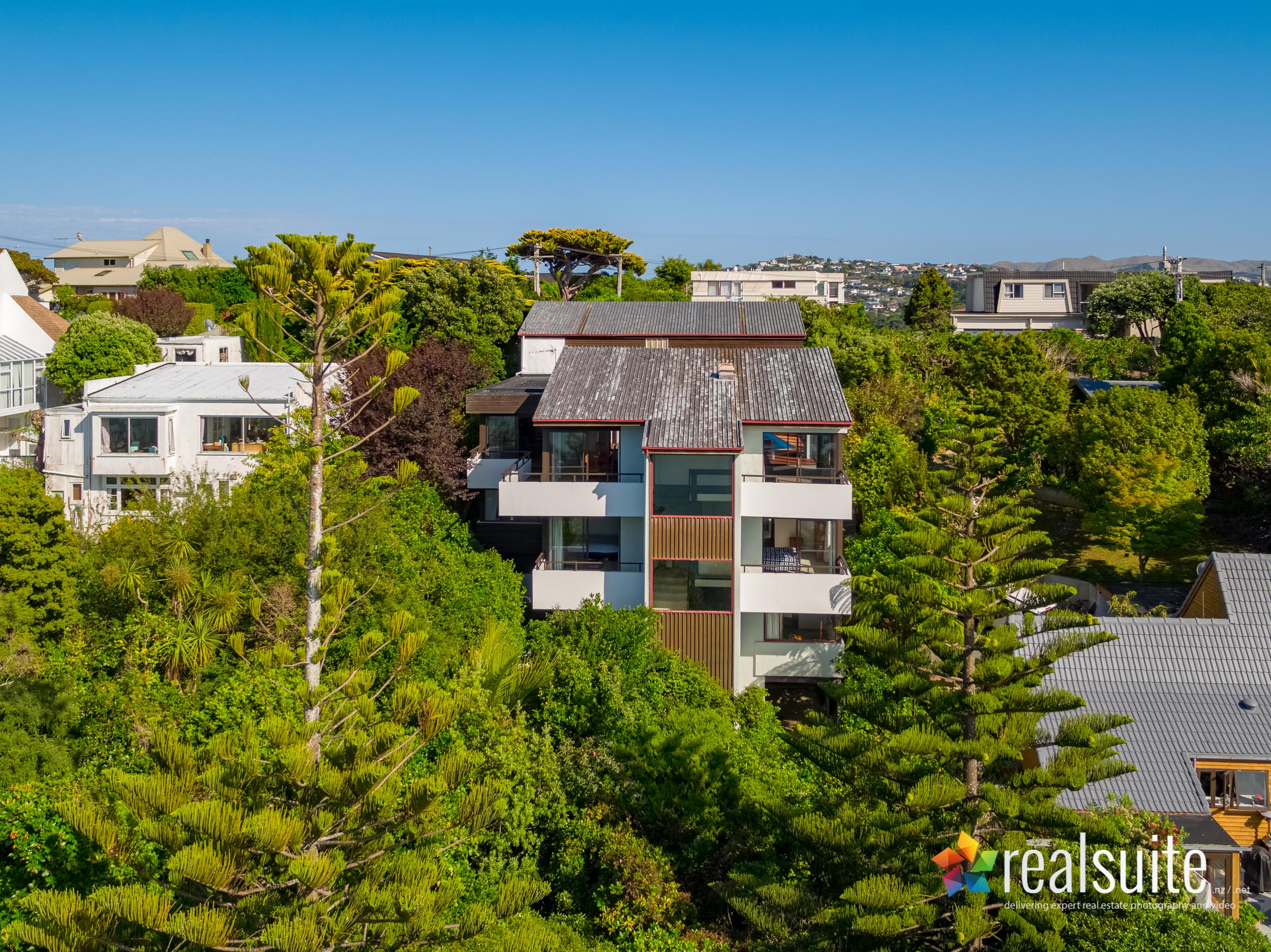 66 Seaview Road, Paremata, Aerial 0004