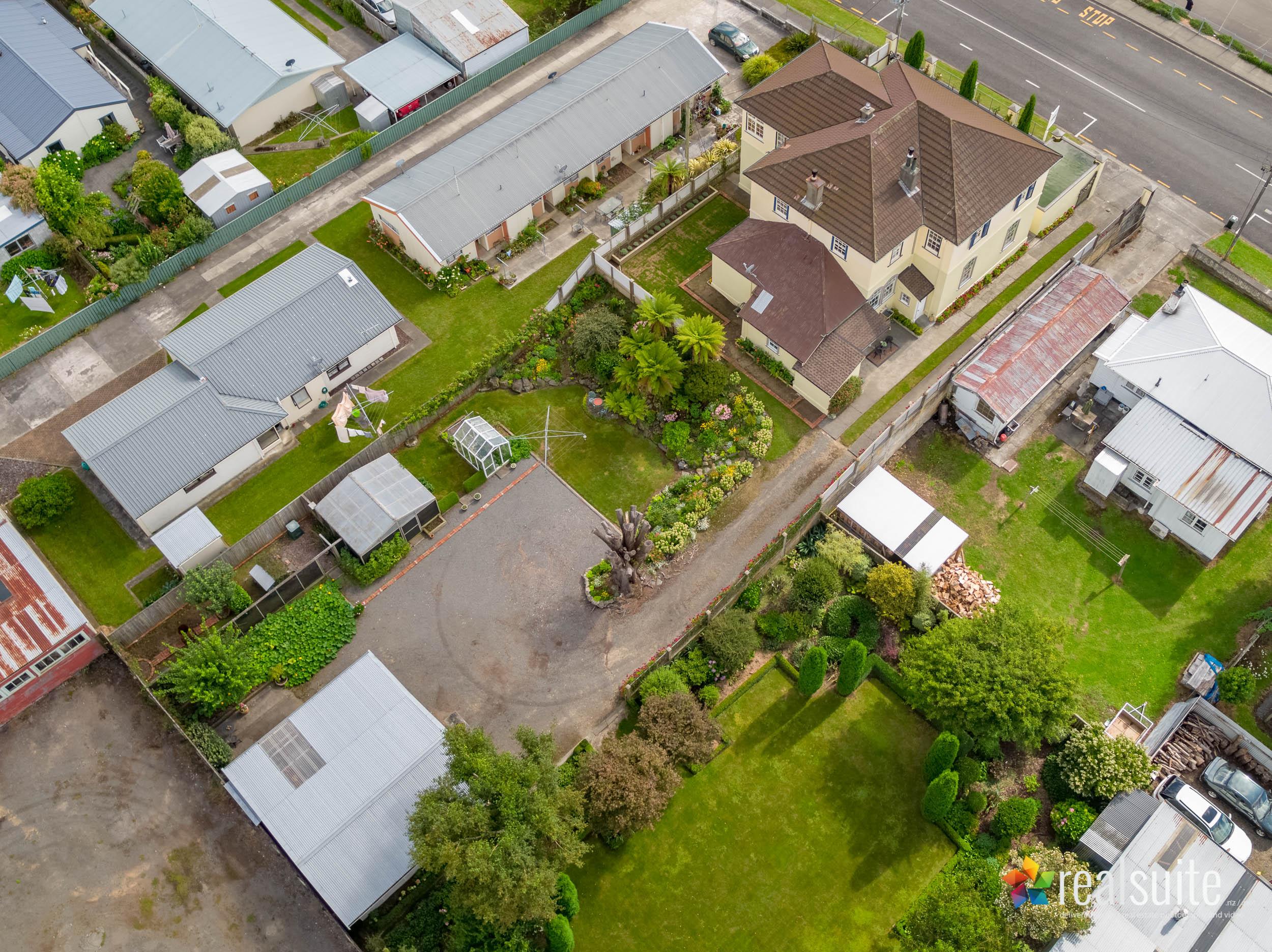 23 Kokako Street, Taihape, Aerial 0062