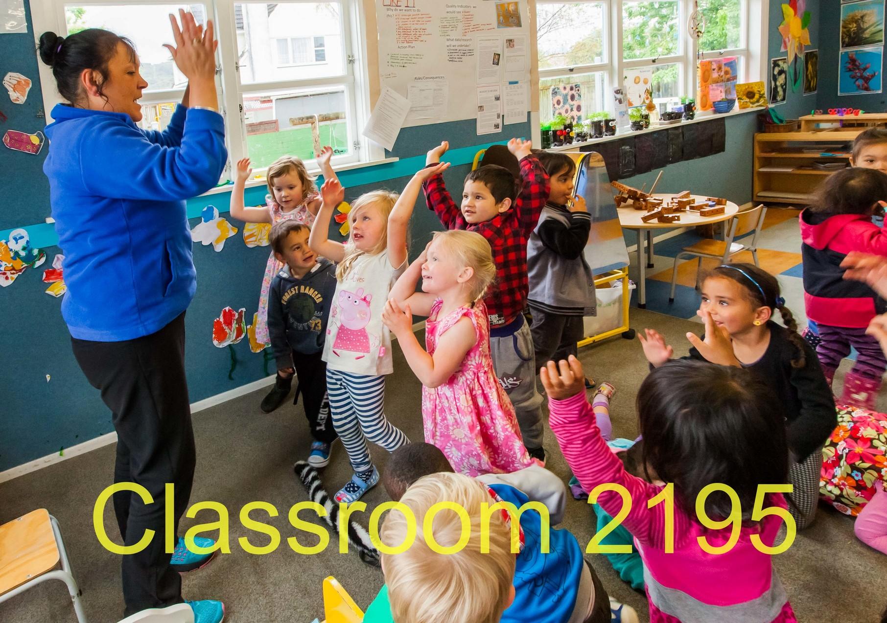 Classroom 2195