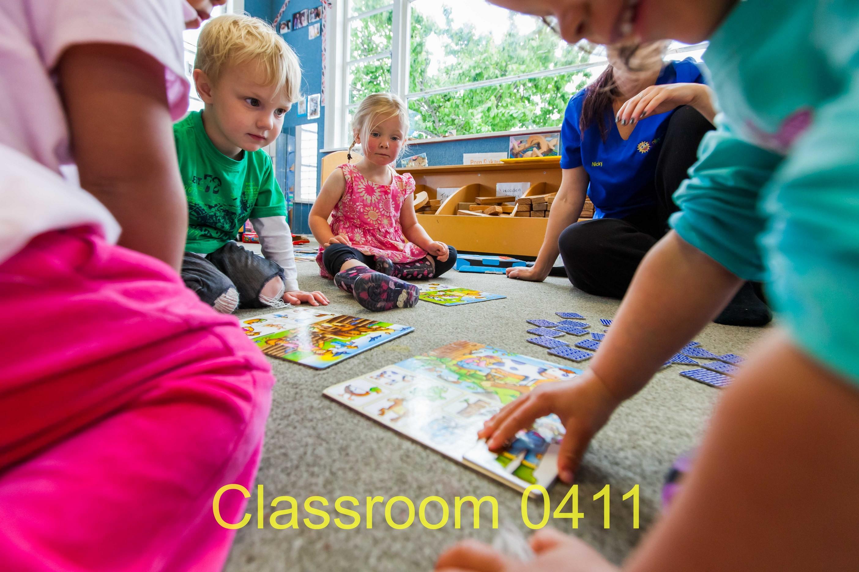 Classroom 0411