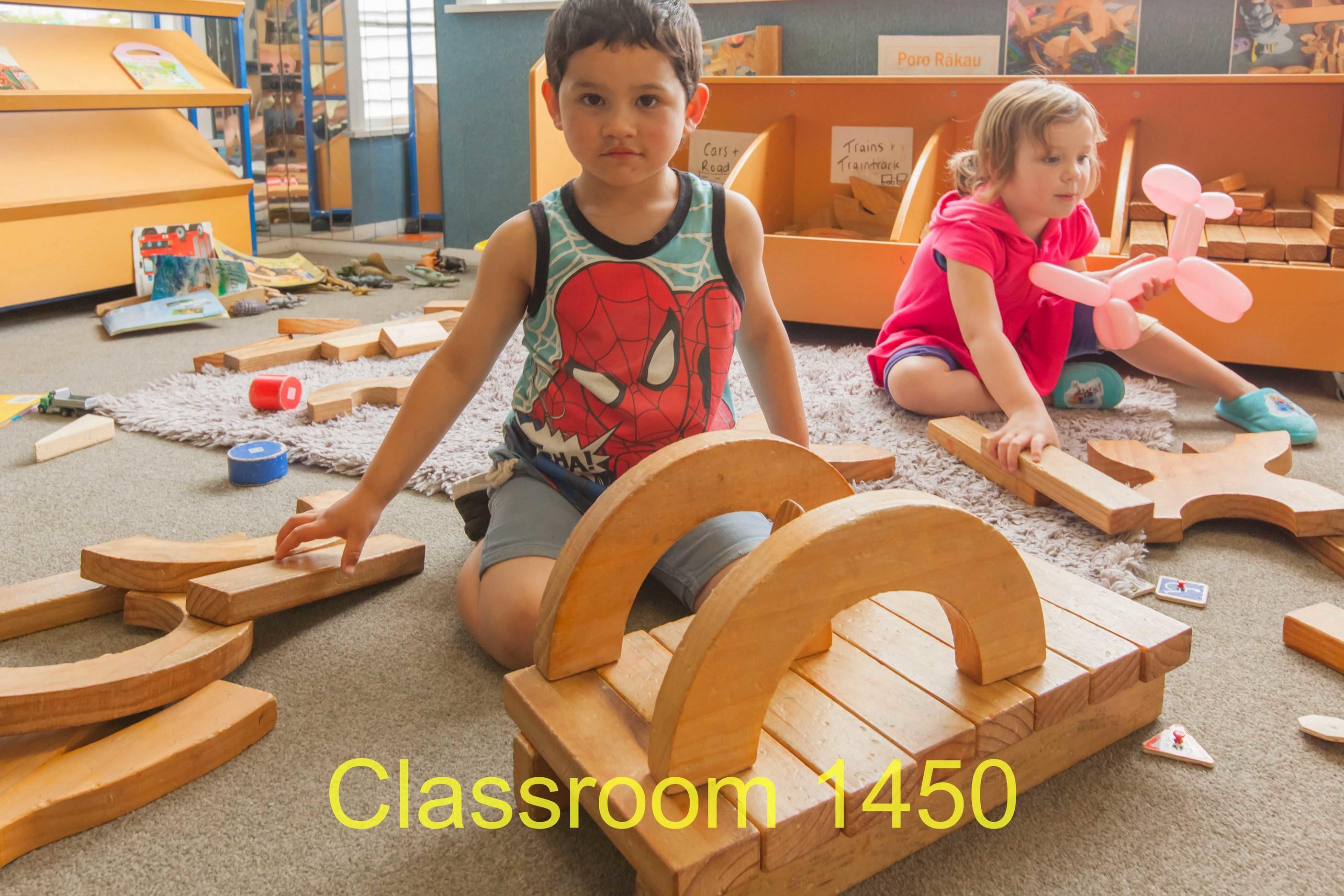 Classroom 1450